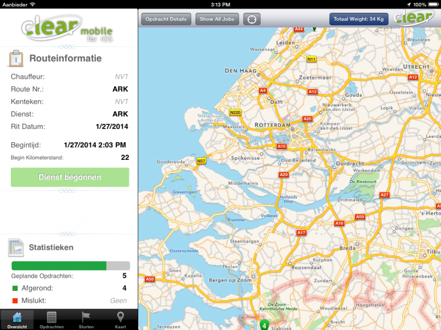 [OUDE VERSIE] Mobile Order Management 2
