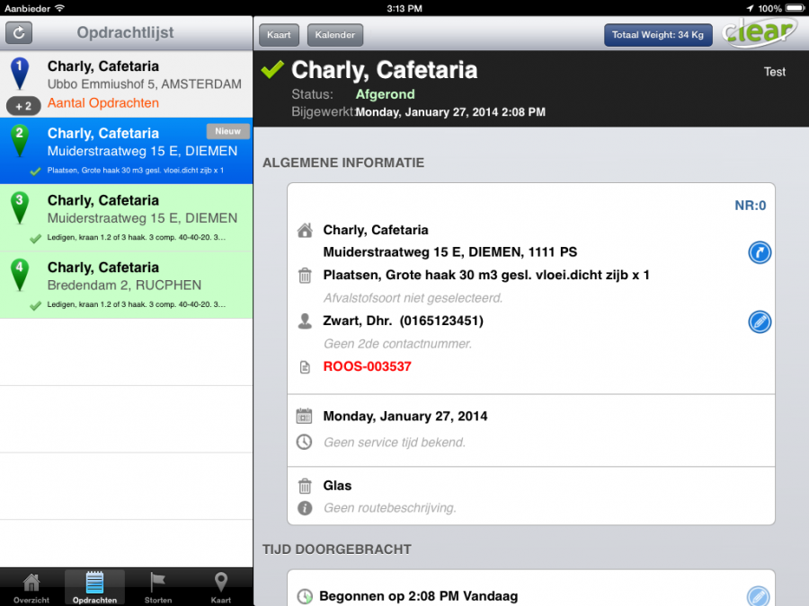 [OUDE VERSIE] Mobile Order Management 1