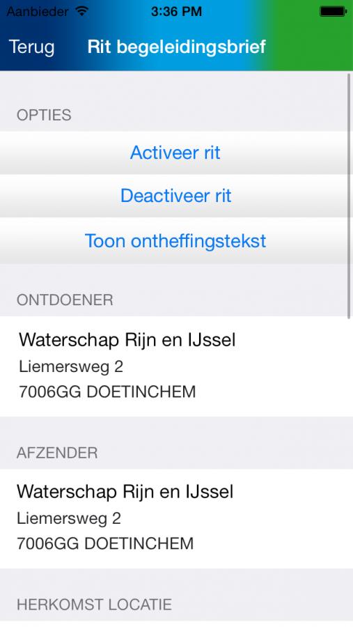 Wastehub EBA App 3