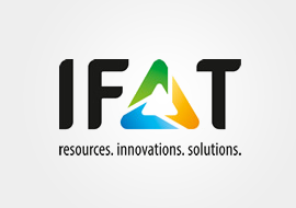 GMT shows her novelties for smarter automization during the IFAT