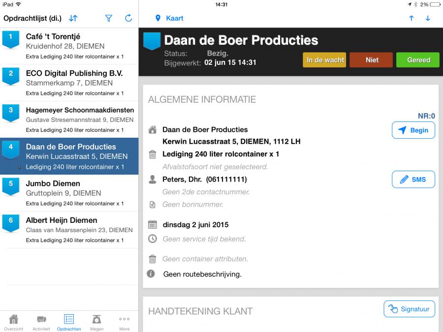 [BETA] Mobile Order Management 3